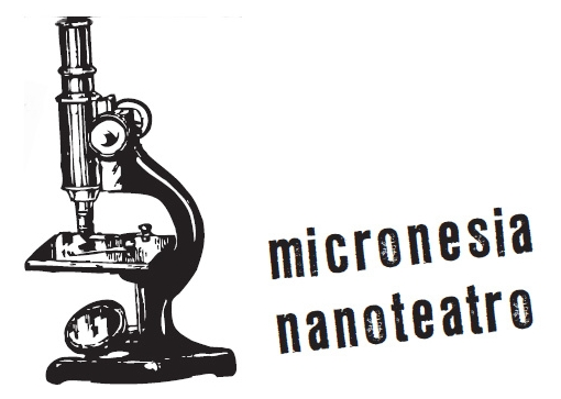 Micronesia Nanoteatro - Logo